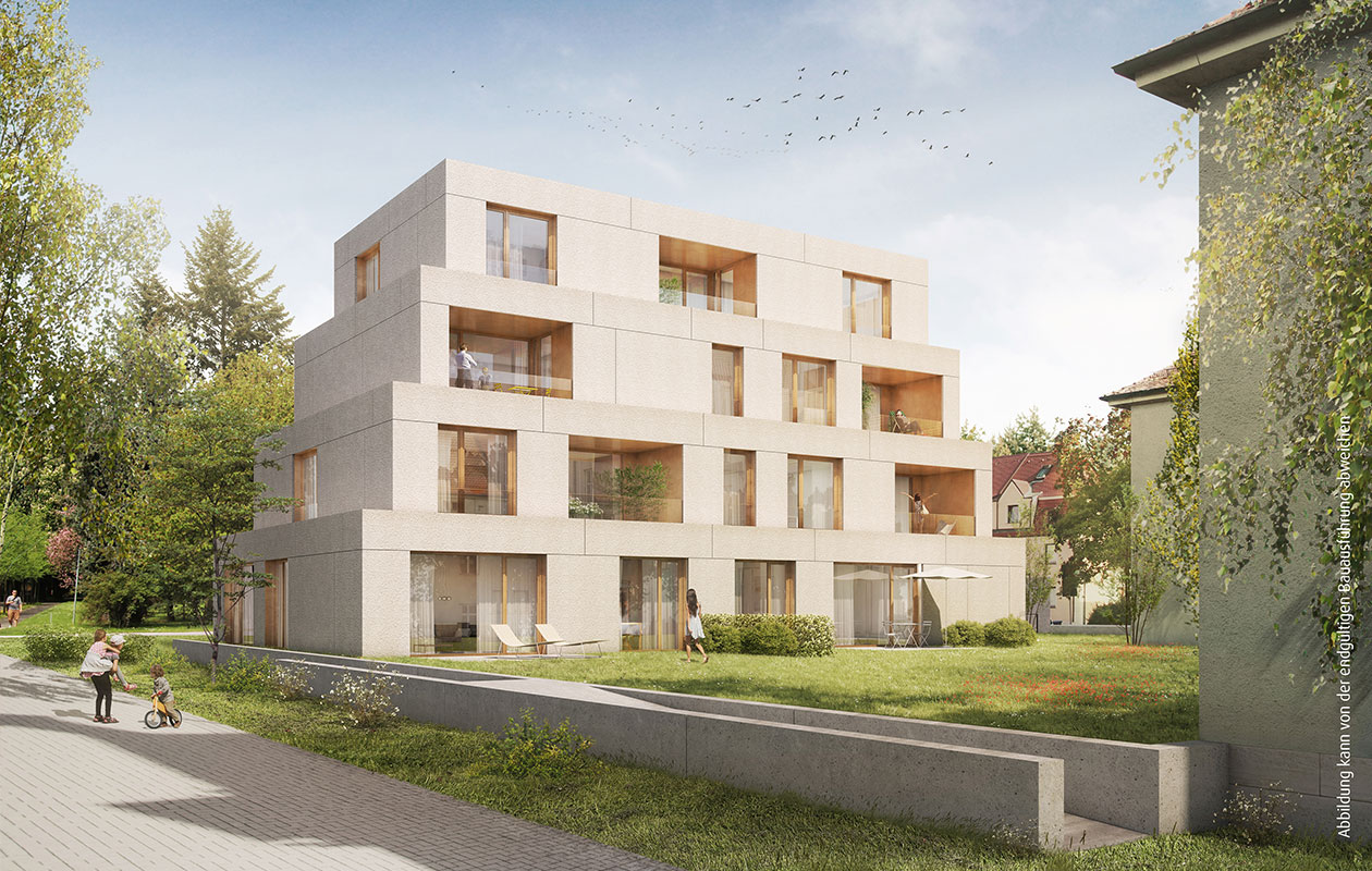 Bautraeger Cityterrasse | BAUWERKE – Liebe & Partner