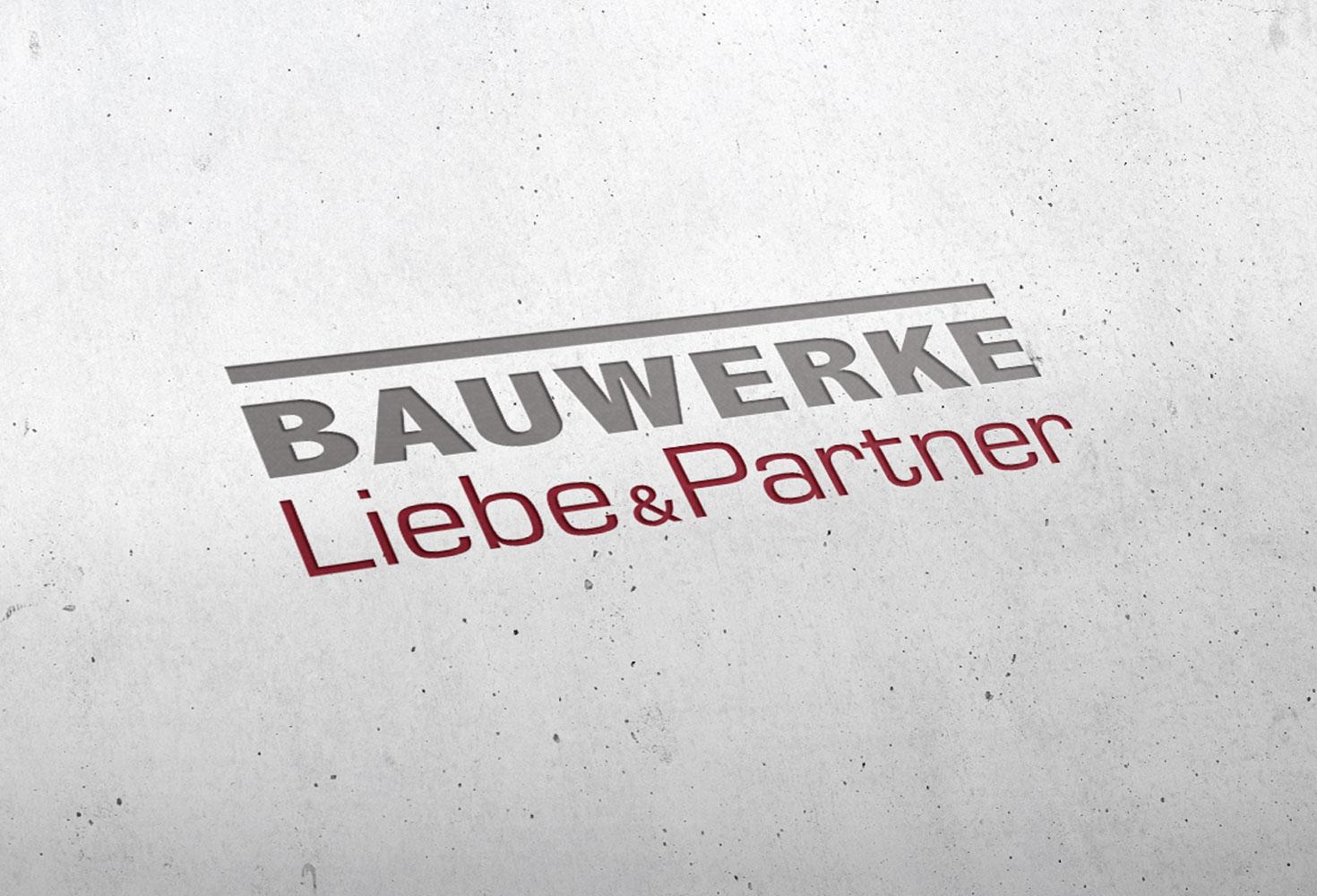 Markenrelaunch | BAUWERKE – Liebe & Partner