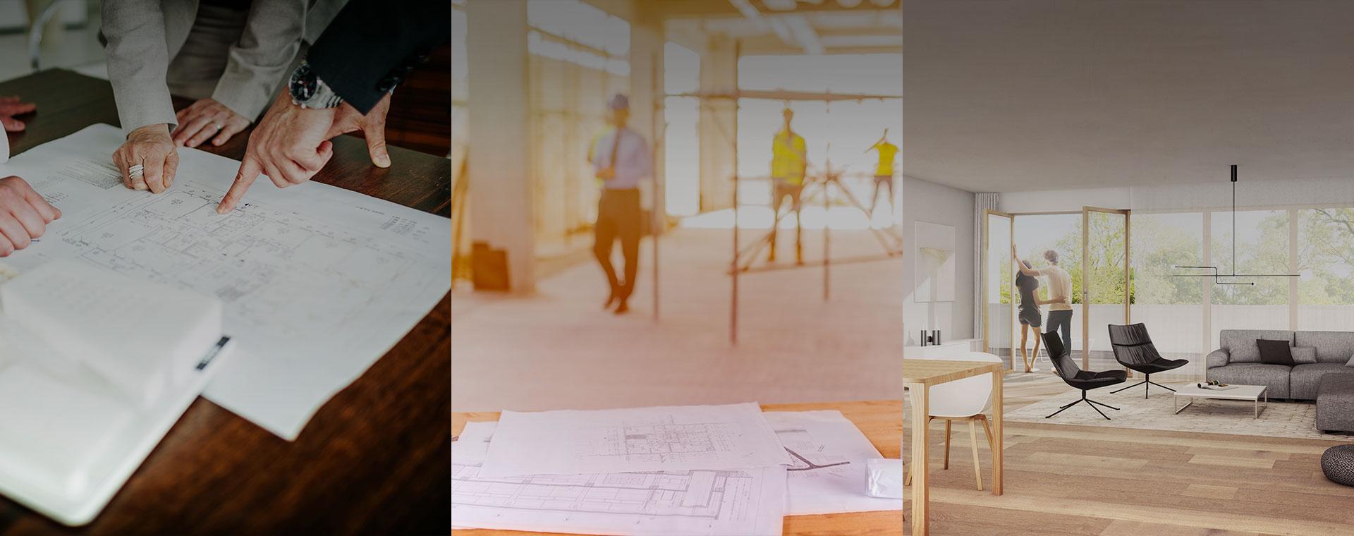 Aktuelle Immobilienprojekte | BAUWERKE – Liebe & Partner