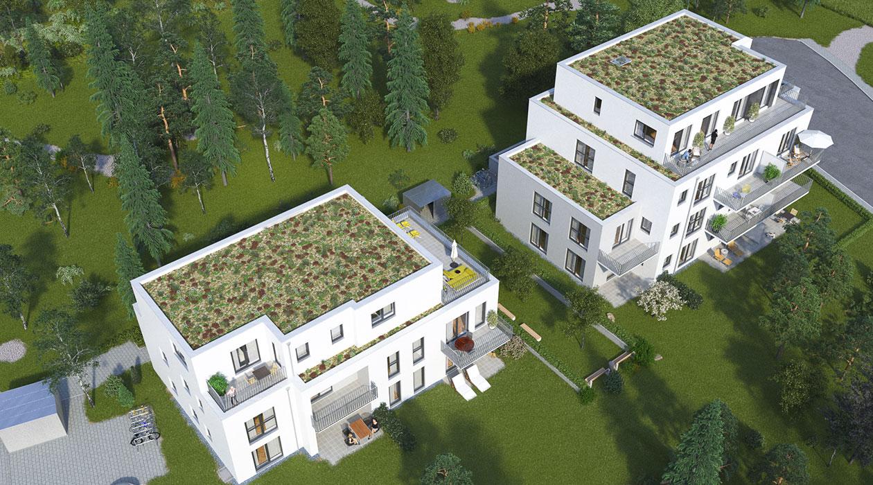 Wohnung Zirndorf | Gutenberg42 | BAUWERKE –Liebe & Partner