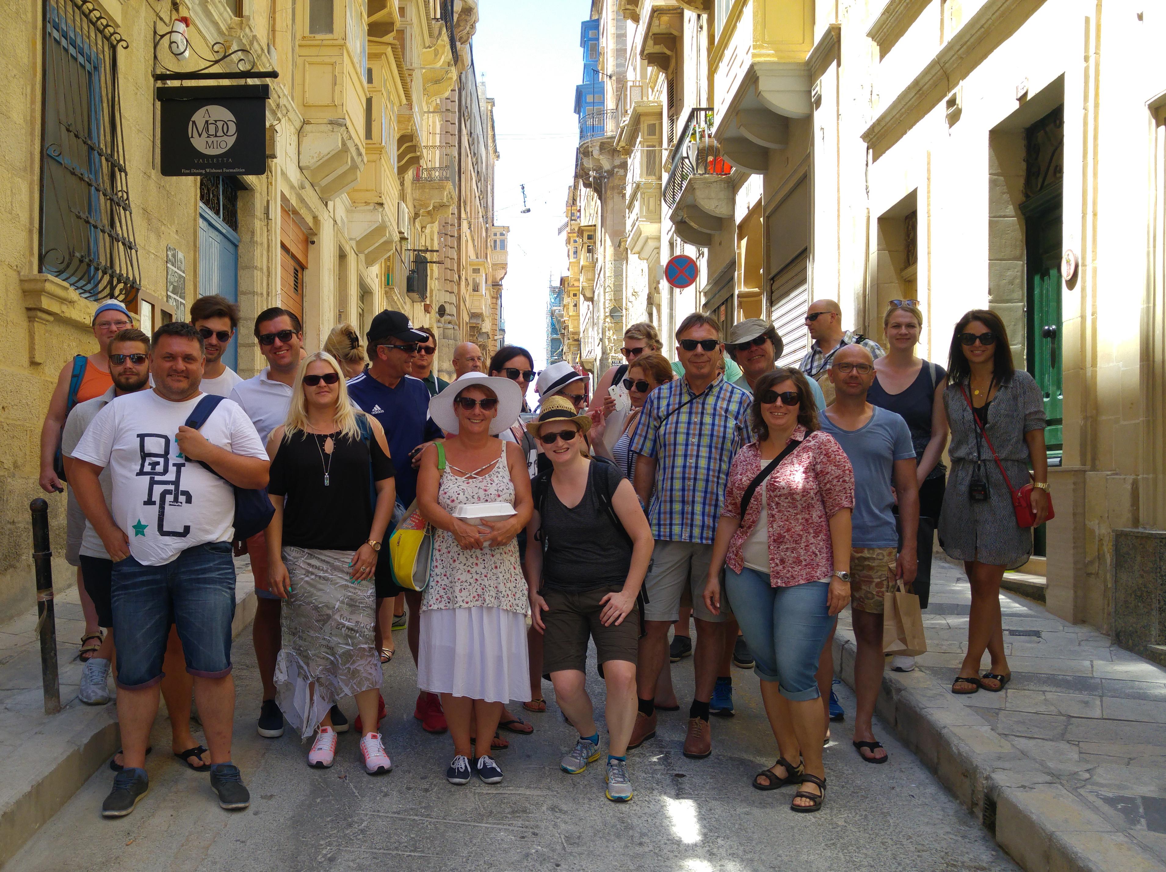 Malta_Firmenreise