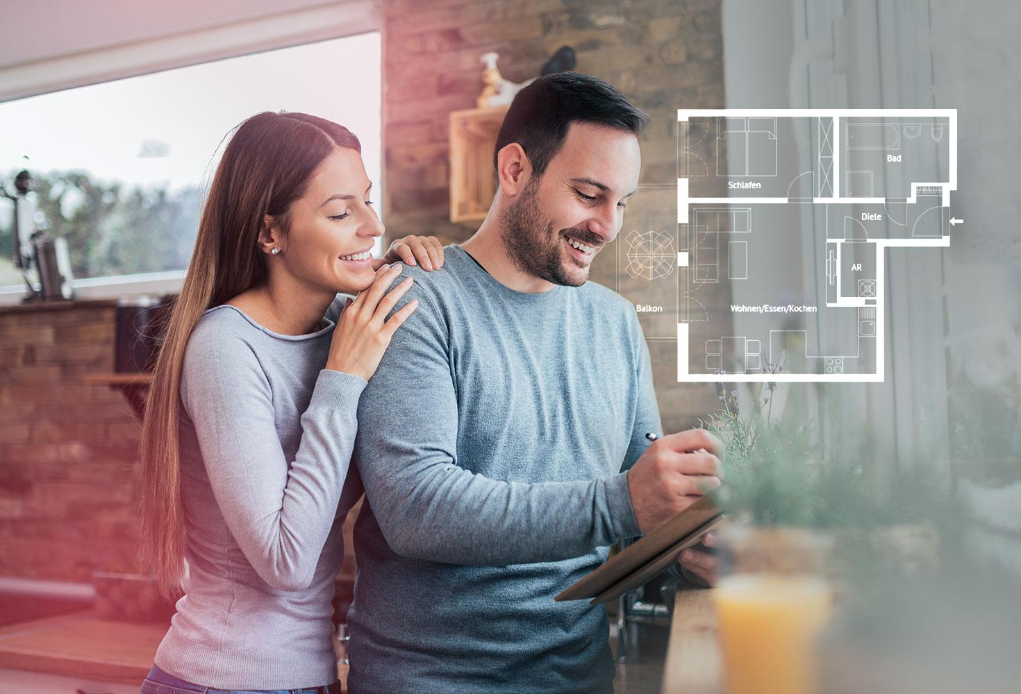 Wohnung kaufen ohne Makler – direkt beim Bauträger in Nürnberg | BAUWERKE – Liebe & Partner