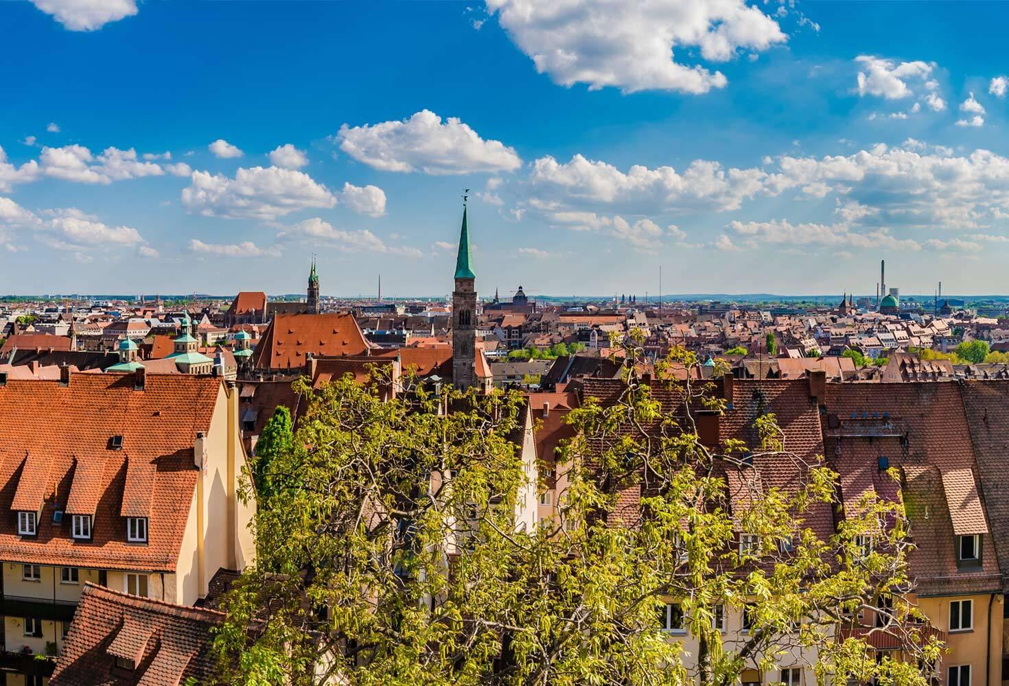 Wohnen in Nürnberg – Eigentumswohnungen von BAUWERKE – Liebe & Partner